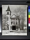 Firehouse no, 52, Spuyten Duyvil: Riverdale Avenue and 245th Street, Bronx