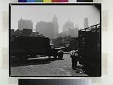 City Vista, West Street, looking east, Manhattan
