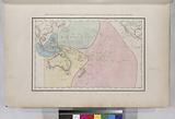 Carte pour l' intelligence du mémoire de m, Le capitaine d' irville sur les iles du grand océan (océanie)
