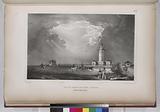 Vue du phare du port Jackson, (Nouvelle Galles du Sud.)