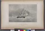La corvette l'Astrolabe, En danger de se perdre sur les cocheá de l'île leighs, (Nouvelle Irlande.)