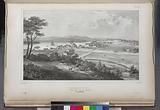 Habart – town, Vue di côté des casernes, Ile Van-Diemen