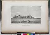 Vue de L'ile Tikopia
