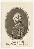 George III, King of Britain
