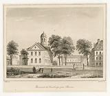 Université de Cambridge près Baston [i.e. Boston].