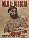 Folies-Bergere Captain Costentenus