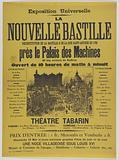 Universal Exhibition the New Bastille