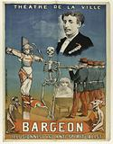 City theatre. Bargeon. Illusionist And Anti-Spiritualist.