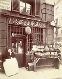 """""""Au Port Salut – Cabaret Rue des Fossés St Jacques – 1903 – 5th arr"""""""