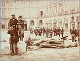 La Commune de Paris, 1871