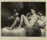 Album six subjects of women from nature: coquetry