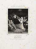 La Fontaine's Tales Album: the Psalter