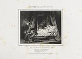 La Fontaine's Tales Album: The Three Gossips