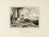 Lithographic album of twelve subjects: pleasant interruption