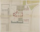 Choisy: general plan of the Parish with all the adjoining parts according to the last draft