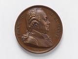 Jean-François de La Harpe, French writer and critic of Swiss origin, 1822