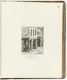 [Old Paris] Les Grands Piliers, rue de la Tonnellerie, 1863