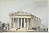Madeleine; draft of 1831