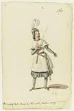 Mme Viardot in the role of Tancrède