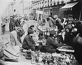 The Ferraille Fair, boulevard Richard-Lenoir, 11th arrondissement, Paris