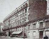 Building, 103 rue Bolivar (now avenue Simon Bolivar), 19th arrondissement, Paris