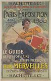 Hachette & Cie to 100 Million Visitors! Buy. Paris Exhibition. 1900. 450. Pages.