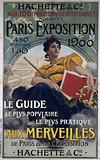 Hachette & Cie to 100 Million Visitors! Buy. Paris Exhibition. 1900.