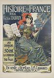 History of France by Victor Duruy. 50. Deliveries to 50 Cent. The Delivery of 16 Pages for Sale at All Booksellers.