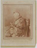 Presumed portrait of Madame Geoffrin