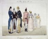 Le Bon Genre N°68. English Costumes.