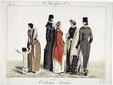 Le Bon Genre, N°75. English costumes.