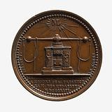Visit of the Empress Marie-Louise to the Monnaie des médailles, 1813