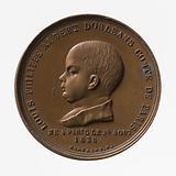 Birth of Louis Philippe Albert d'Orléans, Count of Paris, 24 August 1838