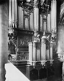 Organ, Saint-Etienne-du-Mont church, 5th arrondissement, Paris