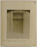 Door, Saint-Nicolas du Chardonnet church, 5th arrondissement, Paris
