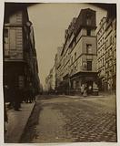 House of André Chenier, poet, 93 rue de Cléry, 2nd arrondissement, Paris
