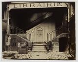 """Courtyard 28 Rue Bonaparte depending on the Abbey of St Germain. 1910."""