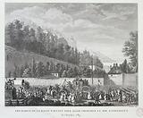 The Ladies of the Hall Leaving to Pick Up the King at Versailles, 5 October 1789