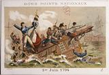 French Revolution: Day of 12 Prairial Year II or 2 June 1794