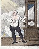 French Revolution: The execution of Louis XVI, Place de la Révolution, current Place de la Concorde, current 8th …