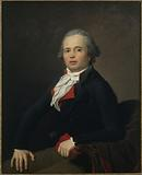 Portrait of Louis Legendre, conventional