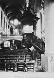 """""""Chair by Lestocart of the Church of Saint Etienne du Mont, 5th arrondissement, Paris"""""""