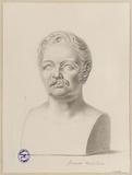 Portrait of the architect Jacquot