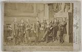 Deputies from the Seine. Members of national defense. 4 September 1870.