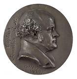 Portrait of Sir John Franklin, English sailor and explorer