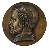 Portrait of Jean-Jacques Grandville, draftsman