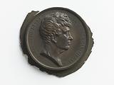 Claude-Joseph Rouget de Lisle, poet and playwright, 1833