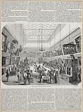 Auction room at the Hôtel des Commissaires-auctioneurs