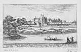 View of Croissi St Martin St Leonard four leagues from Paris