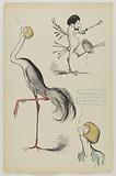 """Le Nouveau Monde album: That lovely bird is à """"heron"""" certainly!"""